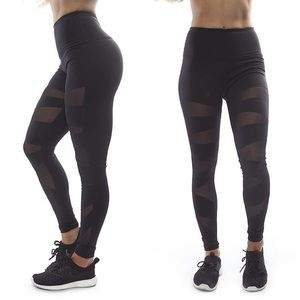 BuffBunny Anastasia Mesh Leggings